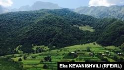 სოფელი ღები