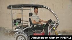 حاتم دهش، مواطن من قاع البصرة