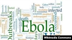 Africa, Congo, Ebola virus - an incurable disease
