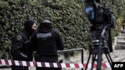 З місця під будинком Ґіорґоса Караіваза поліція вилучила 17 гільз