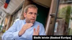 Ruff Bálint kommunikációs tanácsadó