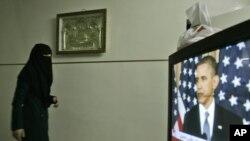 Барак Обаманын билдирүүсү Араб өлкөлөрүндө да кызуу талкууну жаратты.
