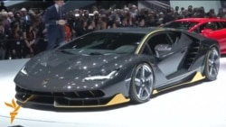 Новый суперкар Lamborghini