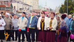 Иске татар бистәсе кунакка чакырды