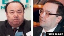 Муртаза Рахимов и Урал Рахимов