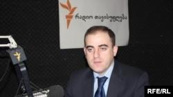 დავით ნარმანია, კავკასიის ეკონომიკური და სოციალური კვლევითი ინსტიტუტის აღმასრულებელი დირექტორი