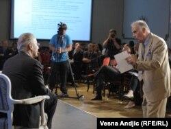 Ambasador Konuzin na Forumu o bezbednosti u Beogradu