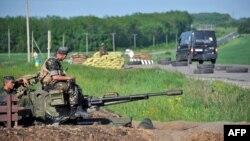 15-майда башталган салгылашуу 16-майдын таңынан тарта Славянскка жакын жайгашкан айылдарда уланган.