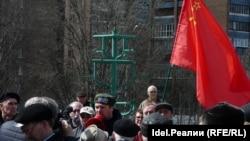 Акция против губернатора Николая Меркушкина (Самара, 23 апреля 2017 г.)