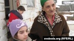 Бабуля Люба з Радай і Раманам