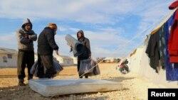 آوارگان حلب