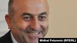 Tурскиот министер за надворешни работи Мевљуд Чавушоглу.