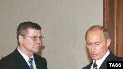 О деле Барсукова Чайка докладывал Путину публично.