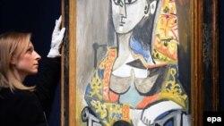 Një nga pikturat e Pablo Piccasos