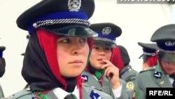 ۱۰۹ افسر زن بعد از تعلیمات نظامی در ترکیه، به کابل برگشتند