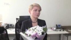 Аляксандра Дынько стала ляўрэаткай прэміі «Гонар журналістыкі»