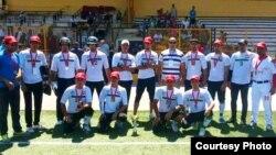 المنتخب الوطني gلبيسبول (كرة القاعدة)