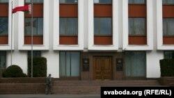 Міністэрства замежных спраў Беларусі