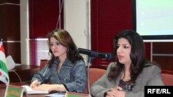 صحفيات كرديات من دهوك