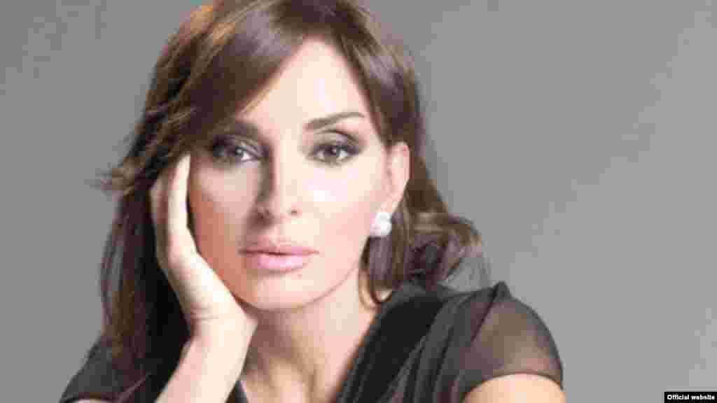 Ильхам Алиев назвал свою супругу «самой красивой женщиной в Азербайджане».