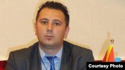 Енес Ибрахим, претседател на Невладината организација Уфук.