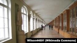 Здание СПбГУ. Иллюстративное фото