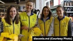 """Voluntari ai Campaniei de Paști """"Masa Bucuriei"""", ediția 2019"""