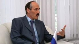 Ramazan Abdulatipov has been appointed the new president of Daghestan.