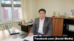 Нурлан Кудайбердиев.