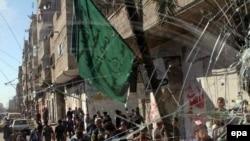طرف های درگیر در مناطق فلسطینی اعلام کردند که با برقراری آتش بس موافق هستند