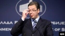 Dokazi i pretpostavke: Premijer Srbije Aleksandar Vučić