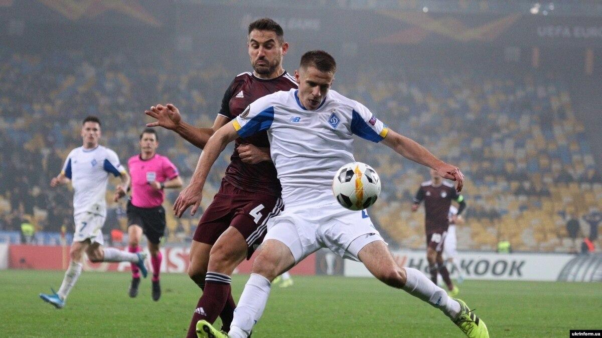 Нападающий «Динамо» Артем Беседин дисквалифицирован на год €? решение УЕФА
