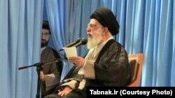 دفتر نشر آثار خامنهای توسط مسعود خامنهای، فرزند رهبر جمهوری اسلامی اداره میشود
