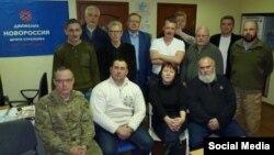 """Первое собрание """"Комитета 25 января"""""""