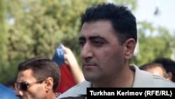 В Азербайджані Сафарова не лише помилували, але й підвищили у званні