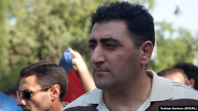Azerbaijani military officer Ramil Safarov is now back in Baku after serving time in a Hungarian jail for murder.
