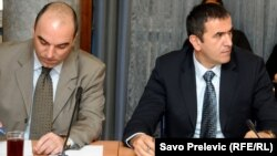 Ministar Kavarić na saslušanju, 22.mart 2012.