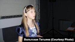 """Настя Ушакова из Еврейской автономной области выбрала для чтения """"Бабку"""" Валентины Осеевой"""