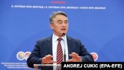 Predsjedavajući Predsjedništva BiH Željko Komšić