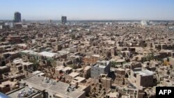 Kashgar în nord-vestul provinciei Xinjiang