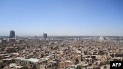 город Кашгар в Синьцзяне