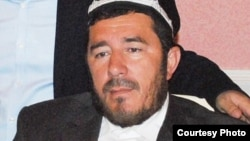 Сулаймон Болтуев, имам мечети в городе Гулистан в Таджикистане.