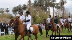المنتخب الوطني العراقي للفروسية _ من الارشيف