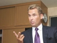 Pavel Astakhov is also a lawyer who has defended companies against the Kremlin (file photo)