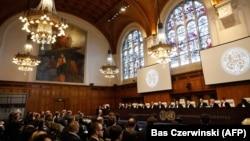 Засідання Міжнародного суду у справі «Україна проти Російської Федерації». Гаага, 6 березня 2017 року