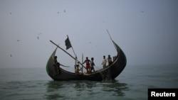 Myslimanë Rohingya.