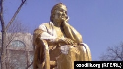 Statue of Zulfiya