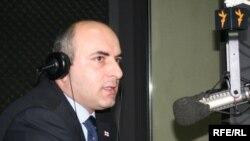 ბესიკ სილაგაძე, აფხაზეთის ავტონომიური რესპუბლიკის მთავრობის თავმჯდომარის კაბინეტის უფროსი