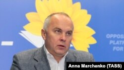 Народний депутат від «Опозиційної платформи – За життя» Нестор Шуфрич