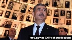 Zakir Həsənov İsraildə